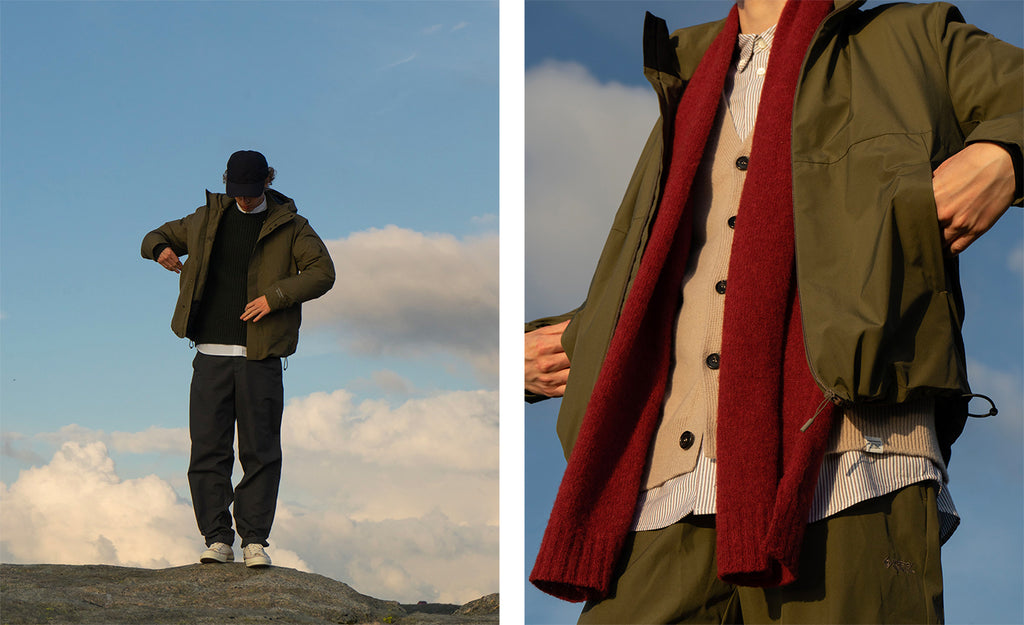 Norse Projects GORE TEX