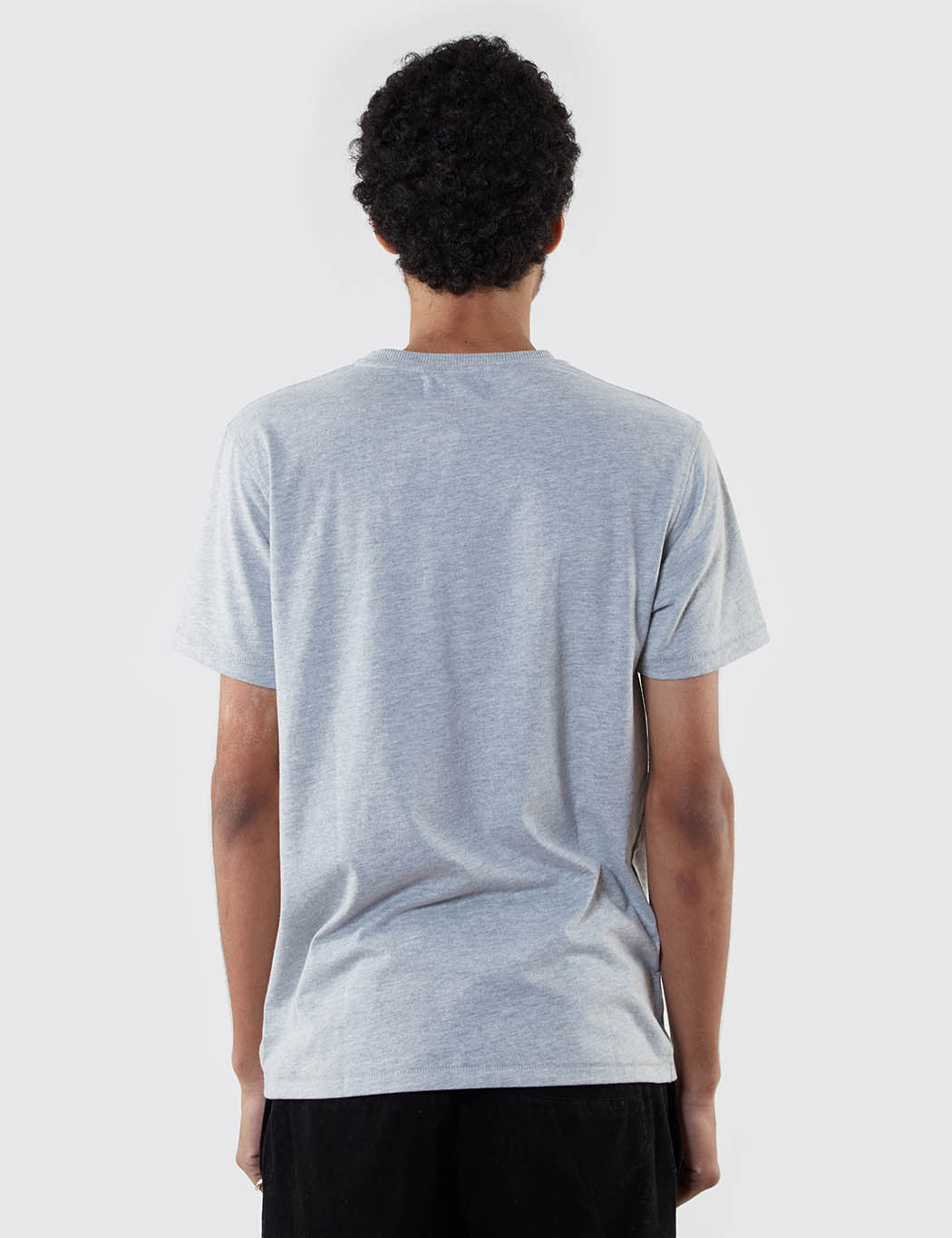 Soulland Whatever T-Shirt - Grey Melange