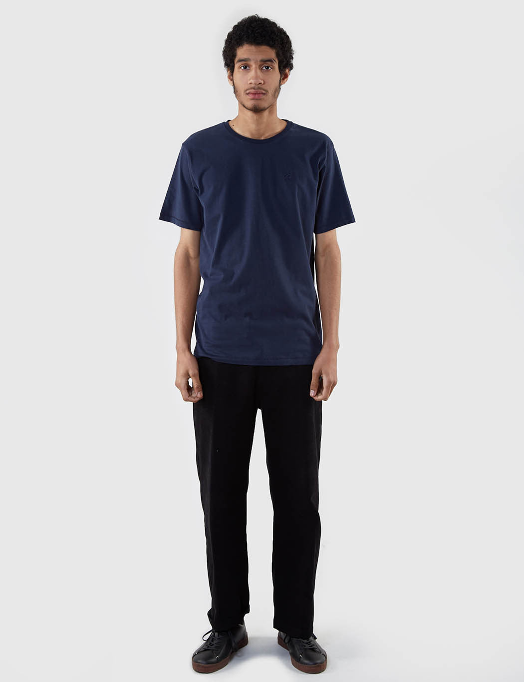 Soulland Whatever T-Shirt - Navy