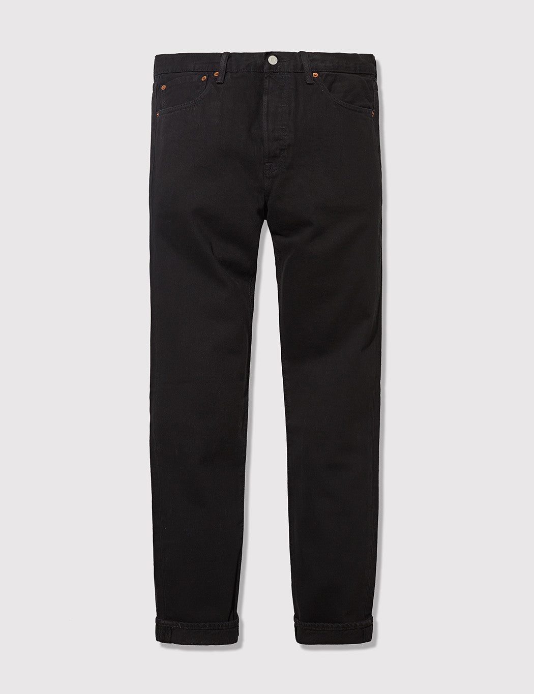 Levis 501 Jeans (Regular) - Black