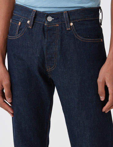 Levis Made & Crafted 501 Original Fit Jeans - LMC Rinse