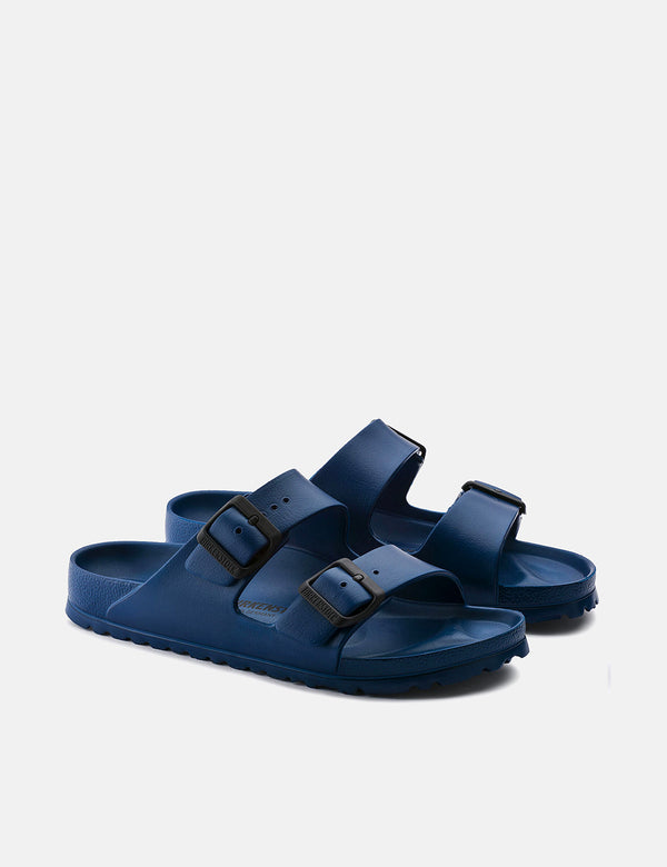 Birkenstock Arizona EVA Sandals (Regular) - Navy Blue