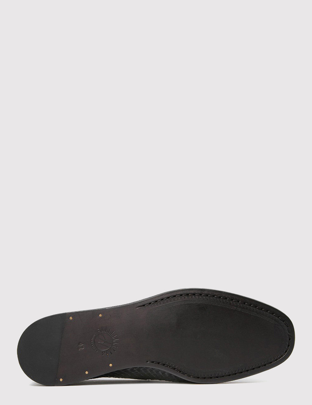 Hudson iPanema Weave Slip-on Shoes - Black