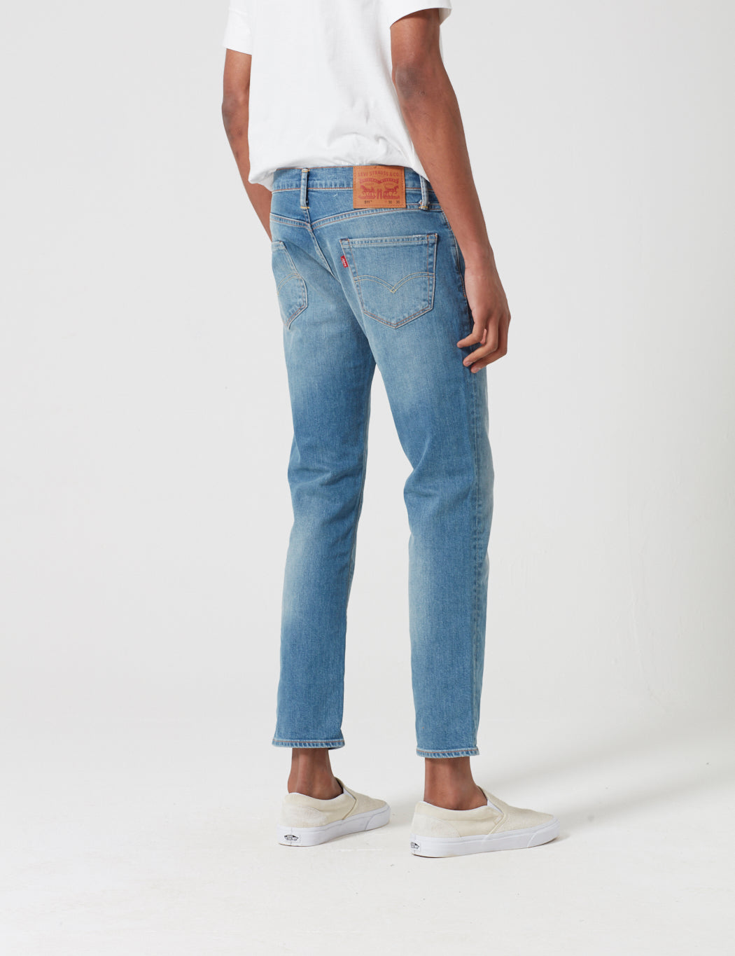 4d3307d8957 Levis 511 Jeans (Slim) - Harbour Blue | URBAN EXCESS.