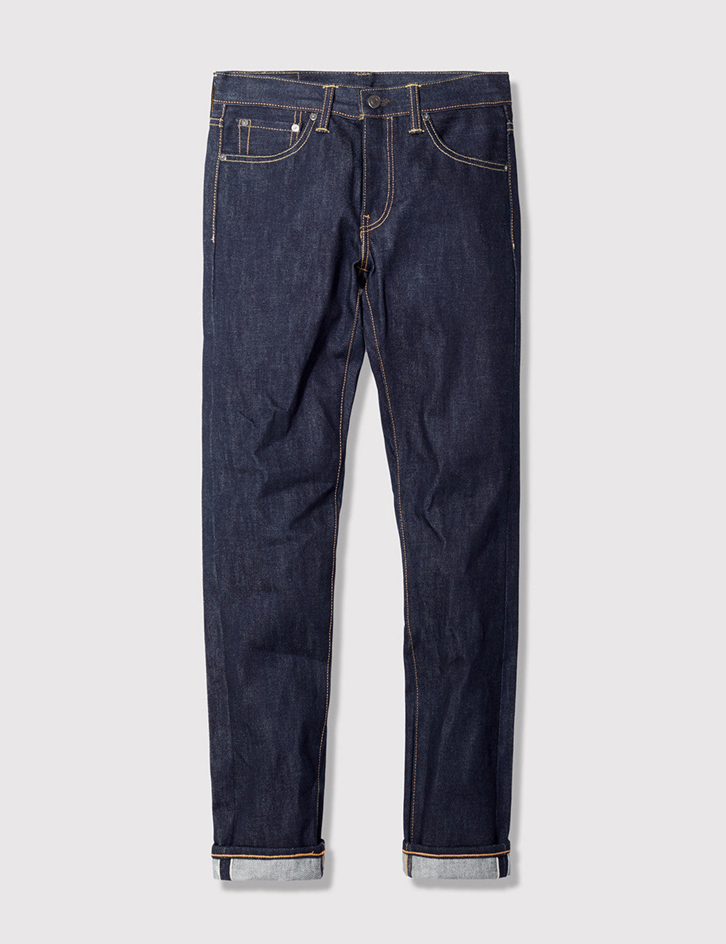 Levis 511 Selvedge Raw Jeans (Slim) - Eternal Day