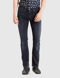 Levis 511 Performance Fit Jeans (Slim) - Headed South Blue