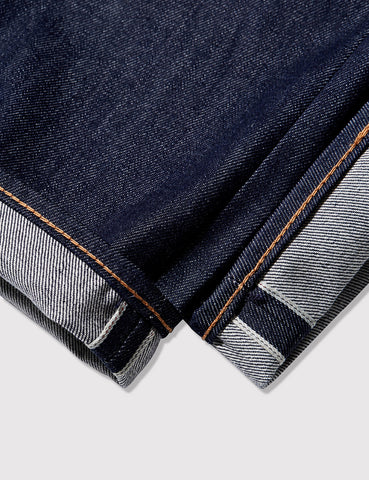 Levis 511 Jeans Selvedge Raw Jeans (Slim) - Rigid Urn