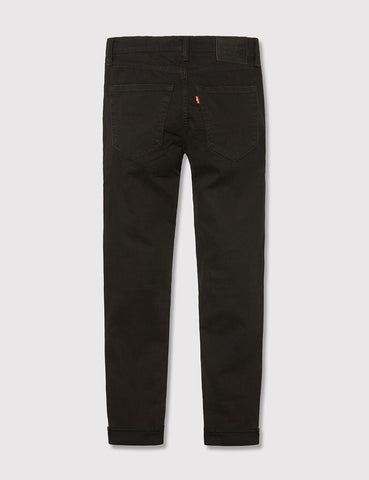 Levis 512 Jeans (Slim Tapered) - Nightshine Black
