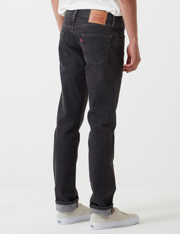 Levis 511 Performance Fit Jeans (Slim) - Lorimer Indigo