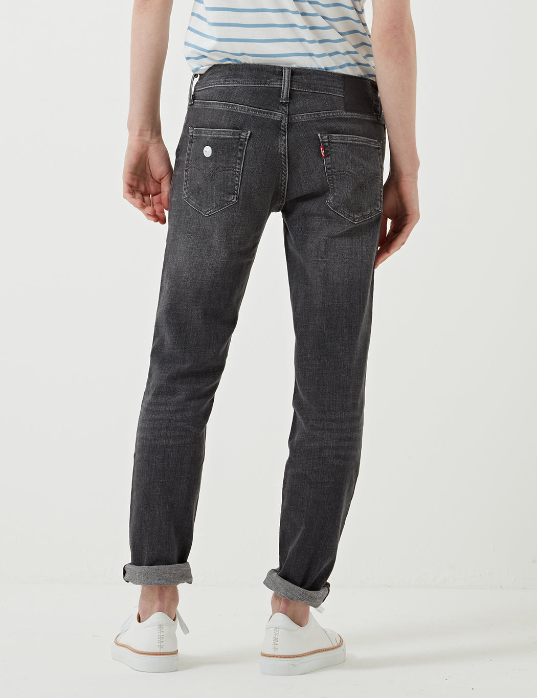 5cf7629c713 Levis 511 Jeans (Slim Straight) - Armstrong Black | URBAN EXCESS.