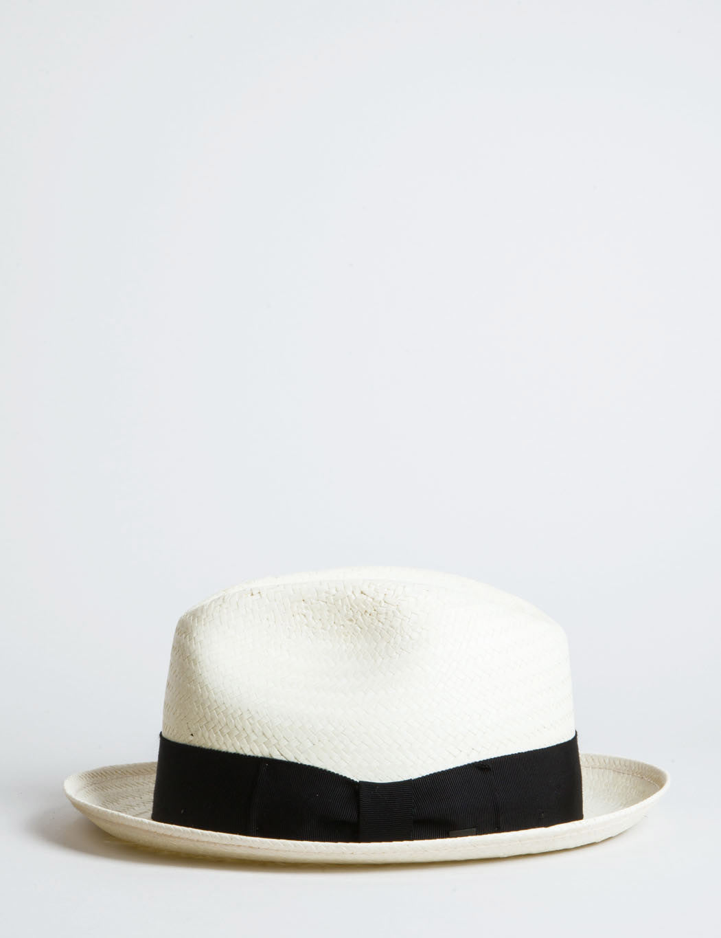 Bailey Lando Straw Triby Hat - Natural