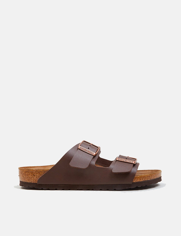 Birkenstock Arizona Sandals (Regular) - Brown