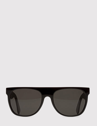 Super Flat Top Small Sunglasses - Black