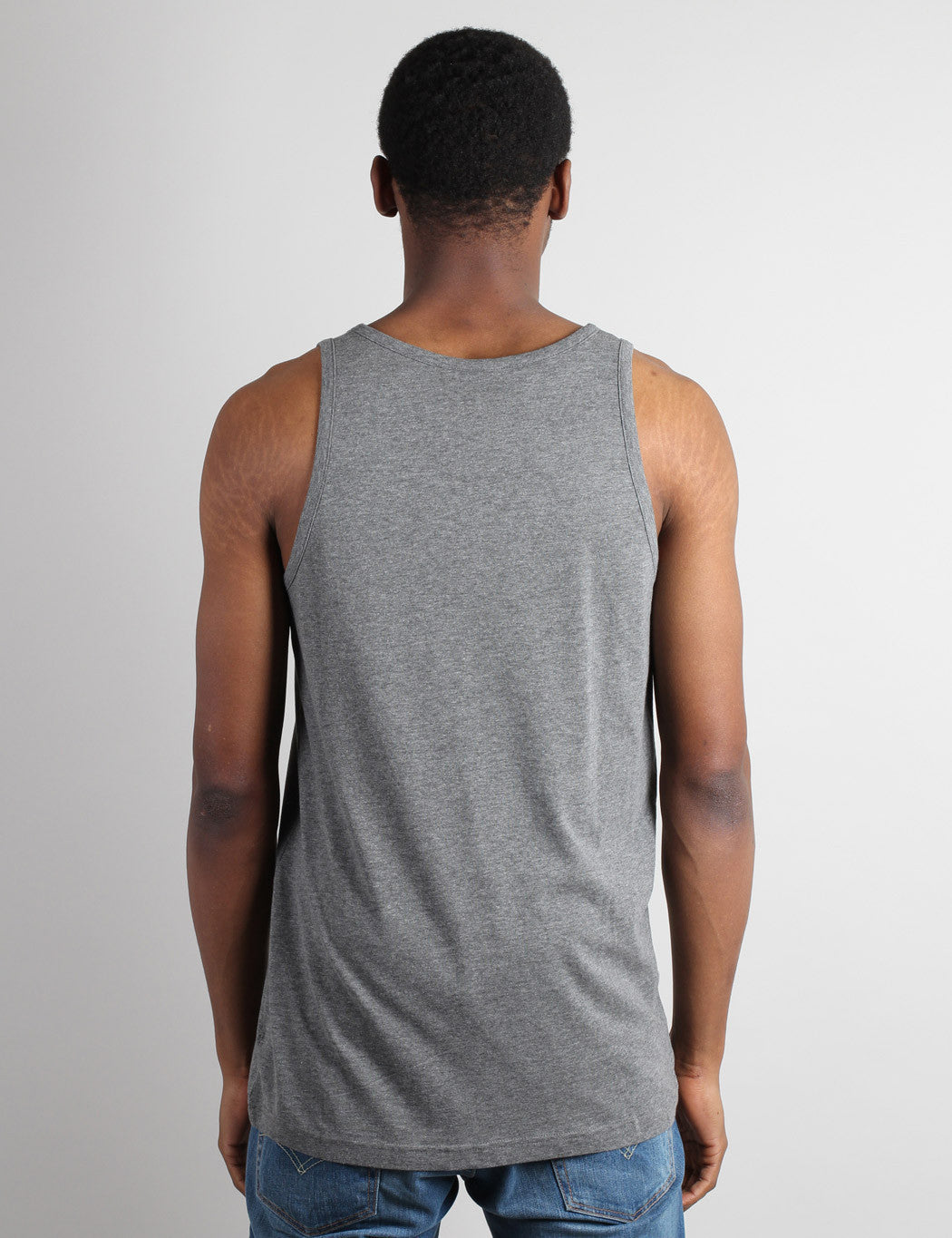 Dickies Vest - Heather Grey