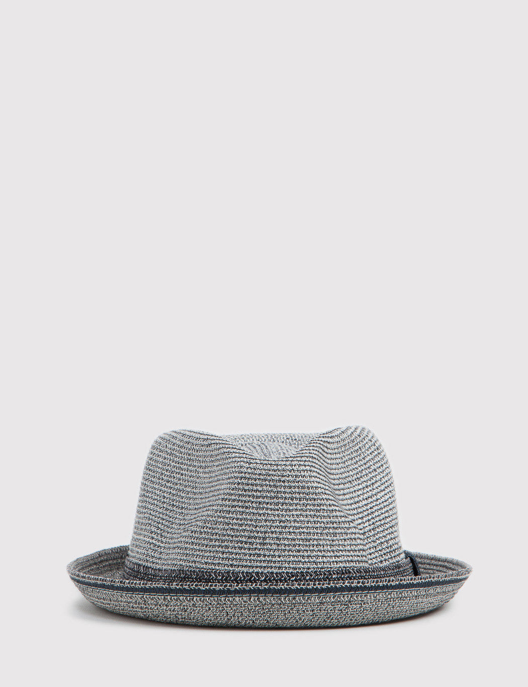 Bailey Archer Trilby Hat - Smoke