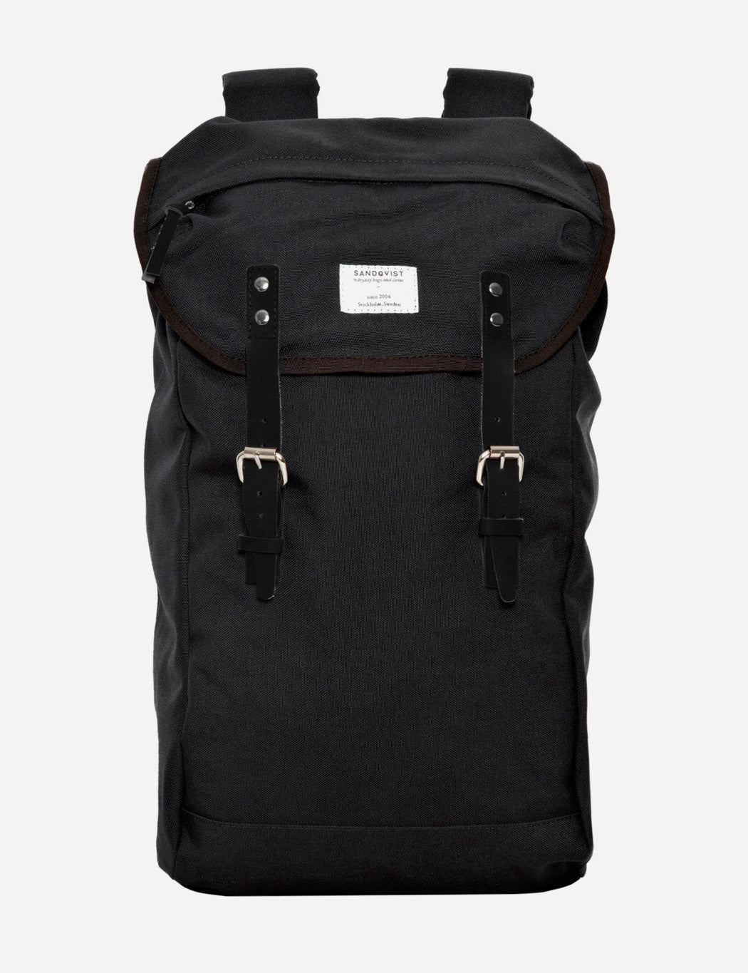 Sandqvist Hans Backpack - Tonal Black