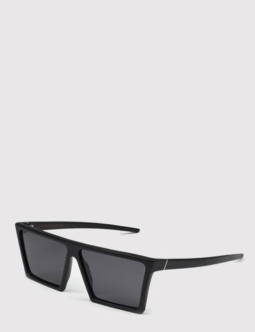 "Super ""W"" Sunglasses - Black Matte"