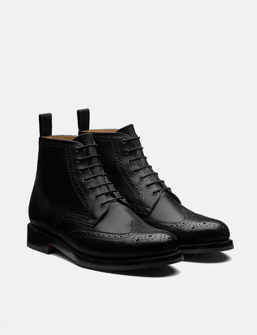 Grenson Sharp Boot - Black