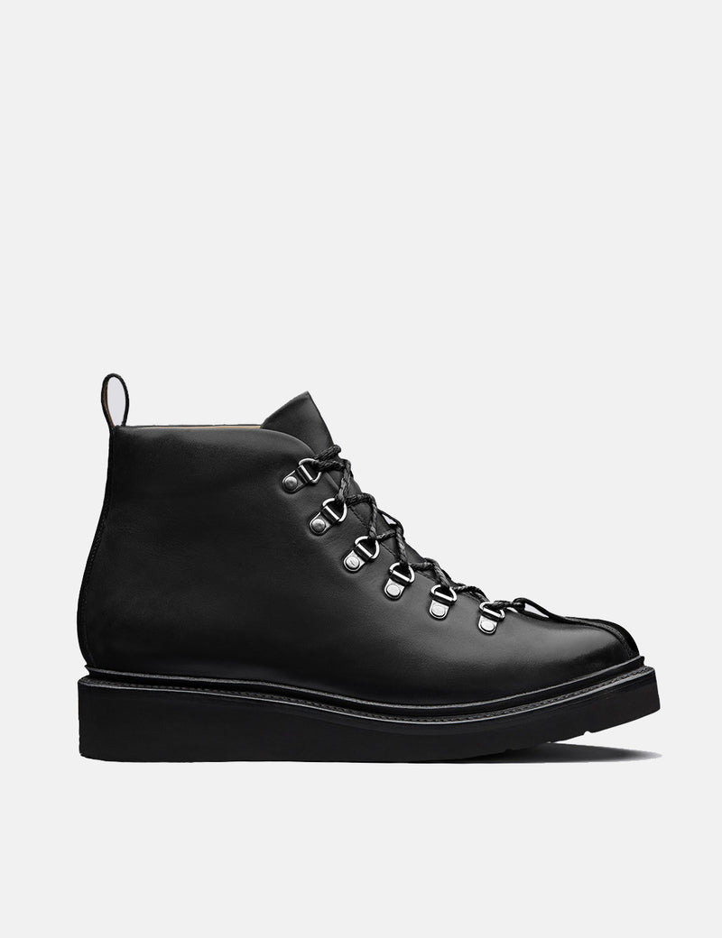 Grenson Bobby Hiker Boot - Black
