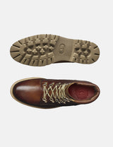 Grenson Rutherford Boot (Hand Painted) - Tan