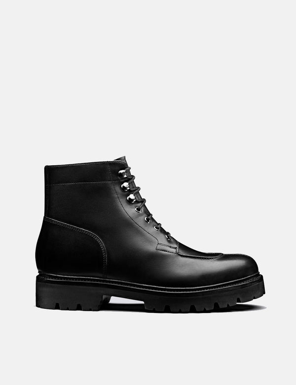 Grenson Grover Boot (Leather) - Black