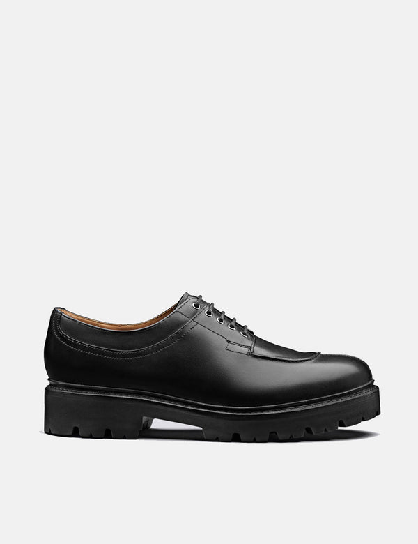 Grenson Percy Shoe (Leather) - Black