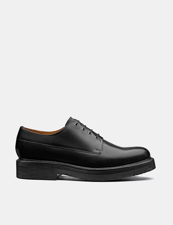 Grenson Hurley Derby (Leather) - Black