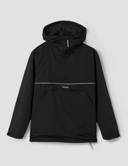 Stussy Reflective Sports Pullover - Black