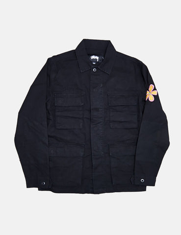 Stussy Letts BDU Jacket - Black