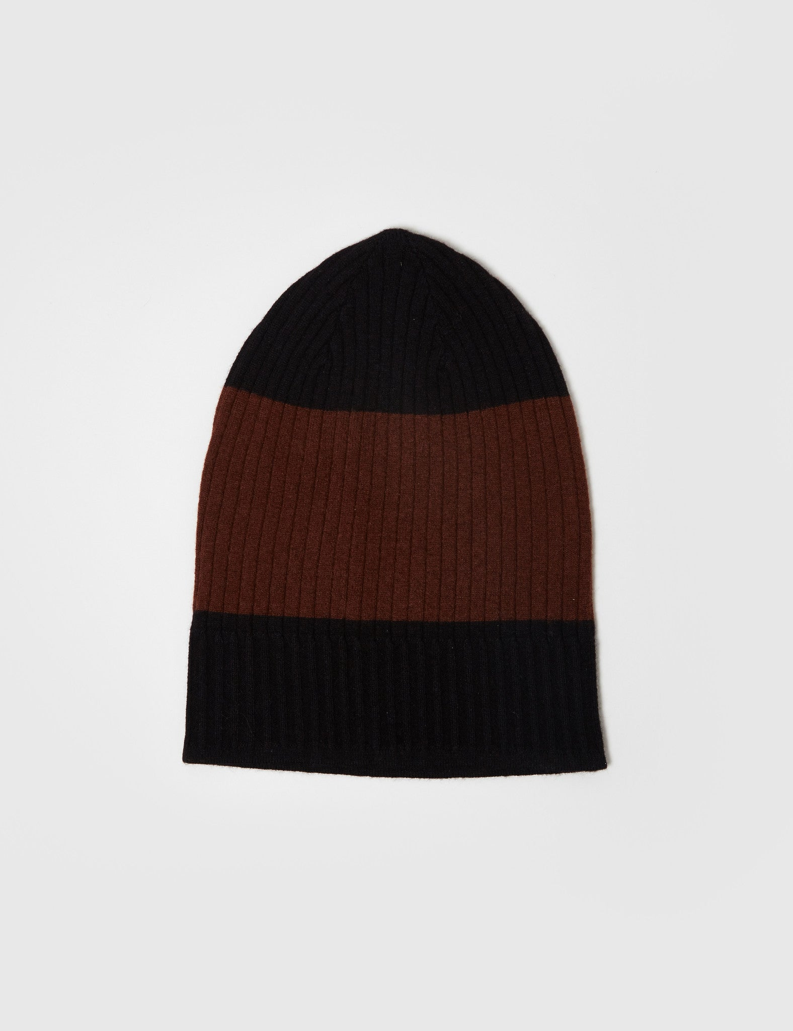 Wood Wood Alice Merino Wool Beanie - Black