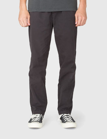 Stussy Twill Beach Trousers - Black