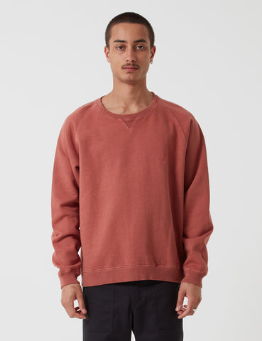 Stan Ray Outfield Sweatshirt - Golden Brown