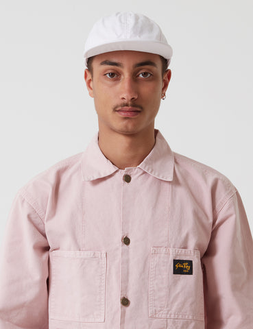 Stan Ray Ball Cap - Pink Rose