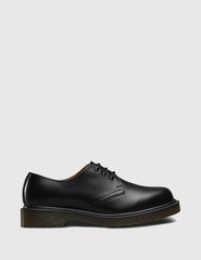 Dr Martens 1461 Shoes - Black Smooth