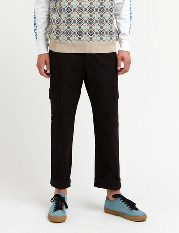 Wood Wood Julian Trousers - Black