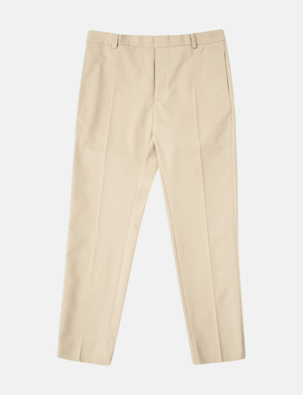 Wood Wood Tristan Trousers - Light Khaki | URBAN EXCESS.