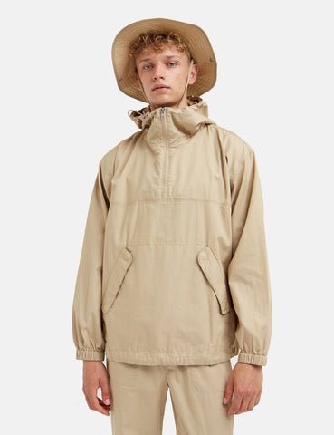 Wood Wood Laszlo Jacket - Light Khaki Beige