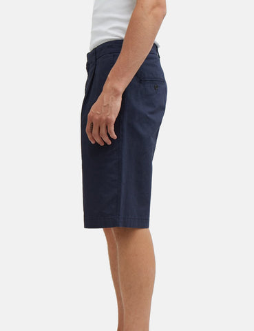 Wood Wood Afonso Shorts - Navy Blue