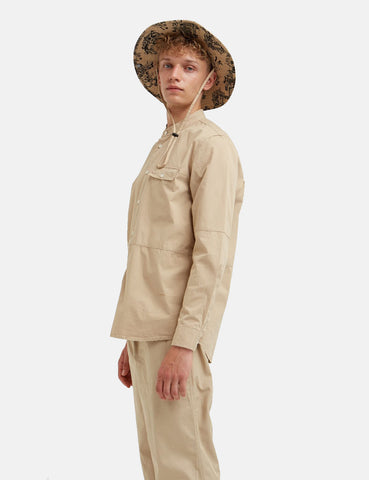 Wood Wood Alvaro Shirt - Light Khaki