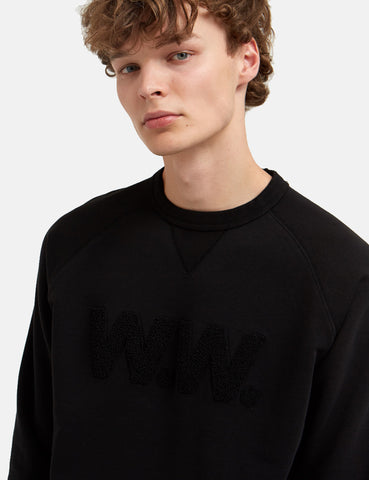 Wood Wood Hester Sweatshirt - Black