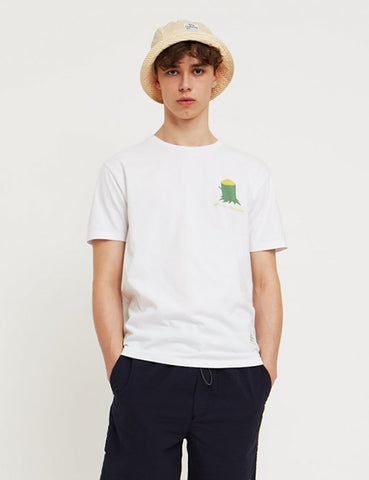 Wood Wood Sami T-Shirt - Bright White