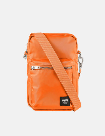 Wood Wood Rena Shoulder Bag - Rust Orange