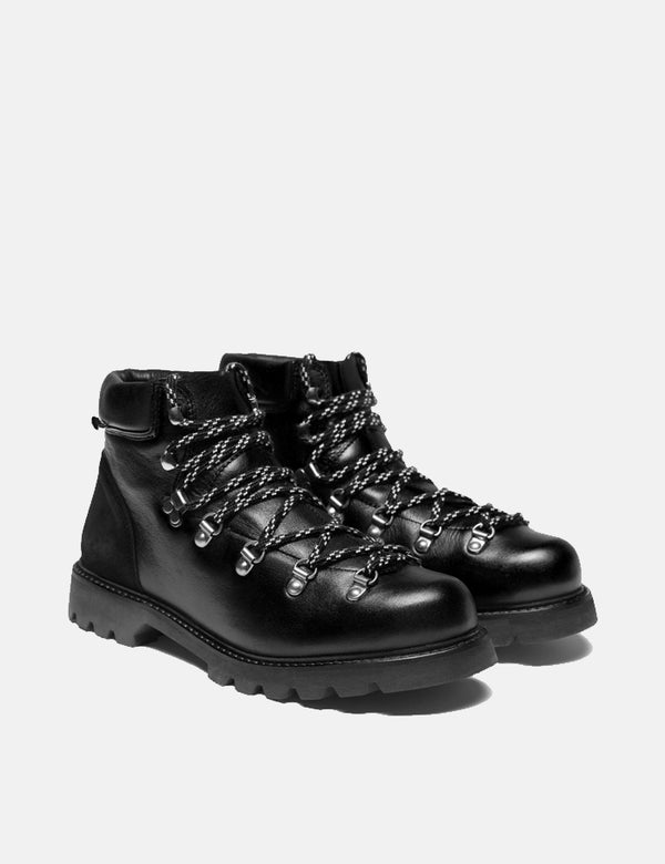 Wood Wood Benny Boot - Black