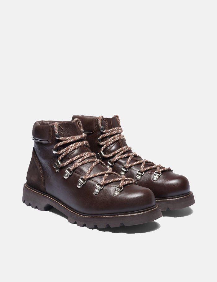 Wood Wood Benny Boot - Dark Brown