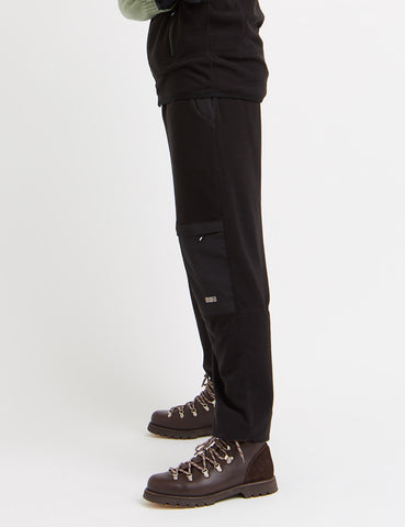 Wood Wood Sigurd Fleece Pants - Black