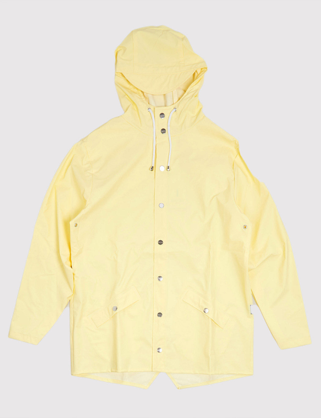 Rains Waterproof Jacket - Wax Yellow