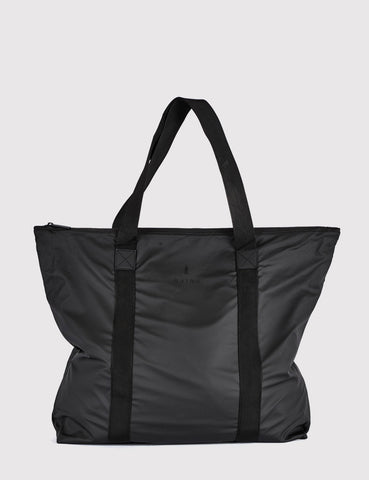Rains Tote Bag - Black
