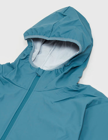 Rains Base Jacket - Pacific Blue