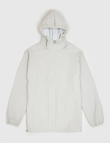 Rains Base Jacket - Moon Grey