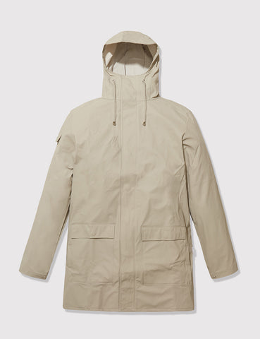 Rains Camp Jacket - Moon Grey